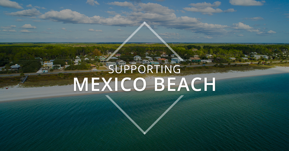 Supporting Mexico Beach