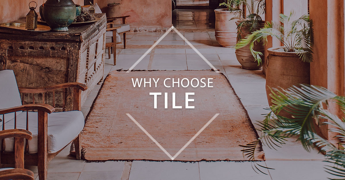 Why Choose Tile Banner