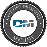Certified Drymaster Badge