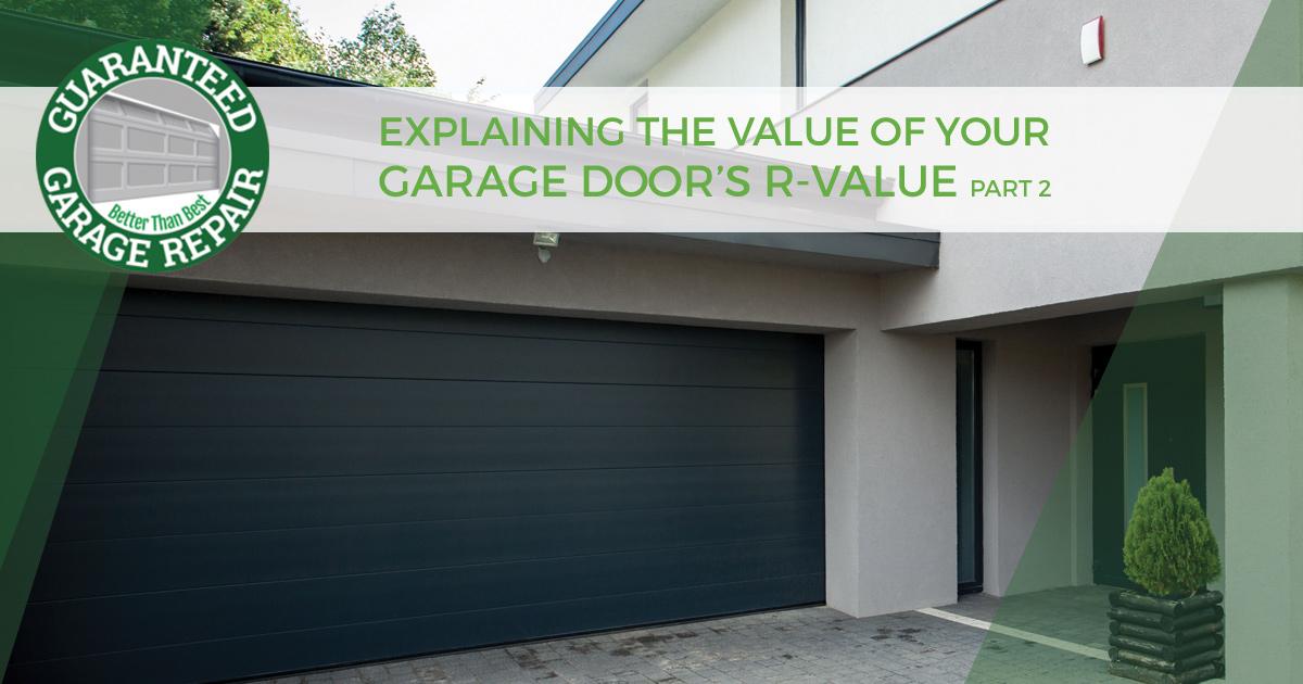 Garage Door Repair West Palm Beach Benefits Of Garage Door Insulation