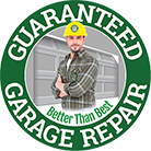 Guaranteed Garage Repair