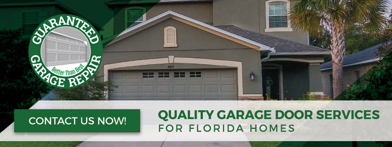 Florida Garage Repair
