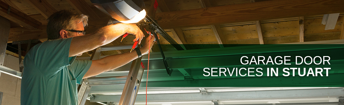 Garage Door Repair Specialist In Stuart
