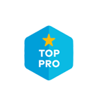 Thumbtack's top pro badge.