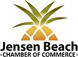 The Jensen Beach Chamber of Commerce logo
