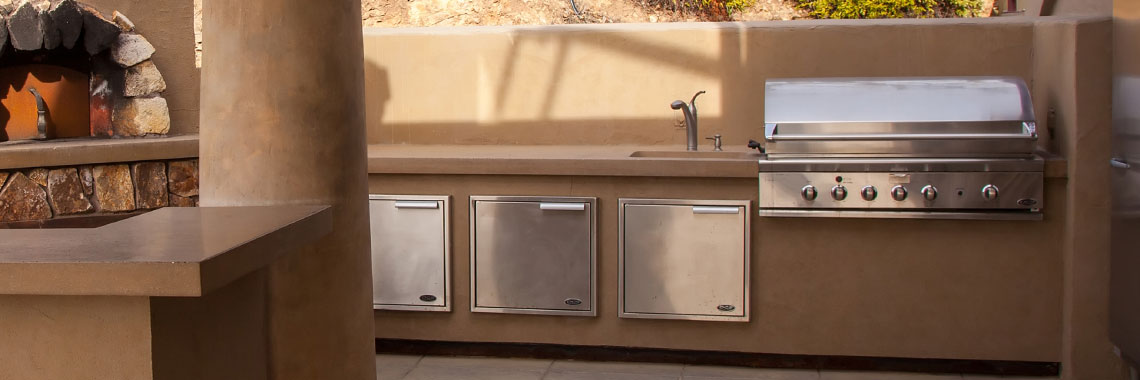 Outdoor Kitchen Doors and Drawers Edmonton - Check Out Our ...