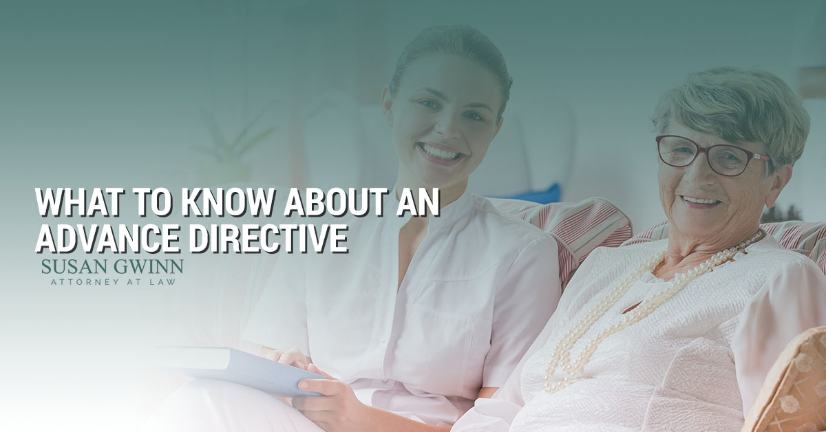 What to Know About an Advance Directive