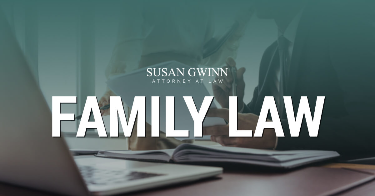 Family Law Banner