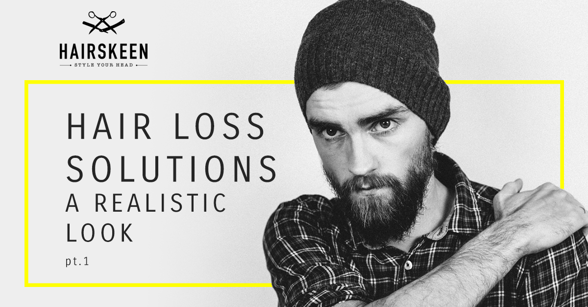 Hair Replacement Services: Hair Loss Solutions: A Realistic Look