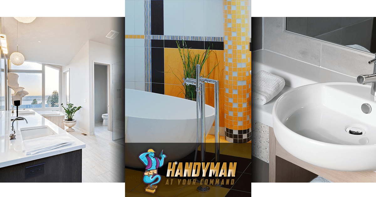 Bathroom Remodeling Your Top Rated Local Bethesda Handyman - Handyman bathroom remodel