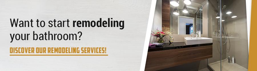 remodeling bethesda 3 big benefits of remodeling your bathroom