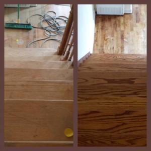 Hardwood Stair Repair New York City