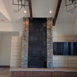 custom home theater installation Harmonic Series in Fort Collins