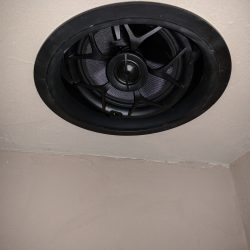 indoor and outdoor speaker installation Harmonic Series in Fort Collins