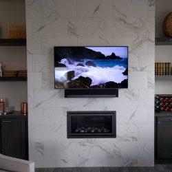 custom tv installation Harmonic Series in Fort Collins