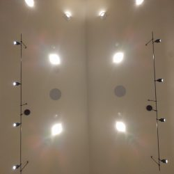 lighting and speaker integration Harmonic Series in Fort Collins