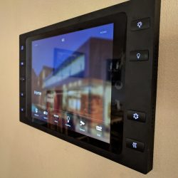 home automation design and setup by Harmonic Series in Fort Collins