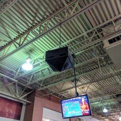 business speaker installation Harmonic Series in Fort Collins