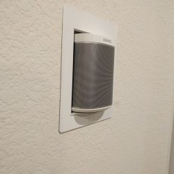 integrated Sonos speakers from Harmonic Series in Fort Collins