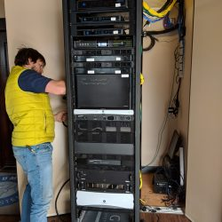 installation of home theater system Harmonic Series in Fort Collins