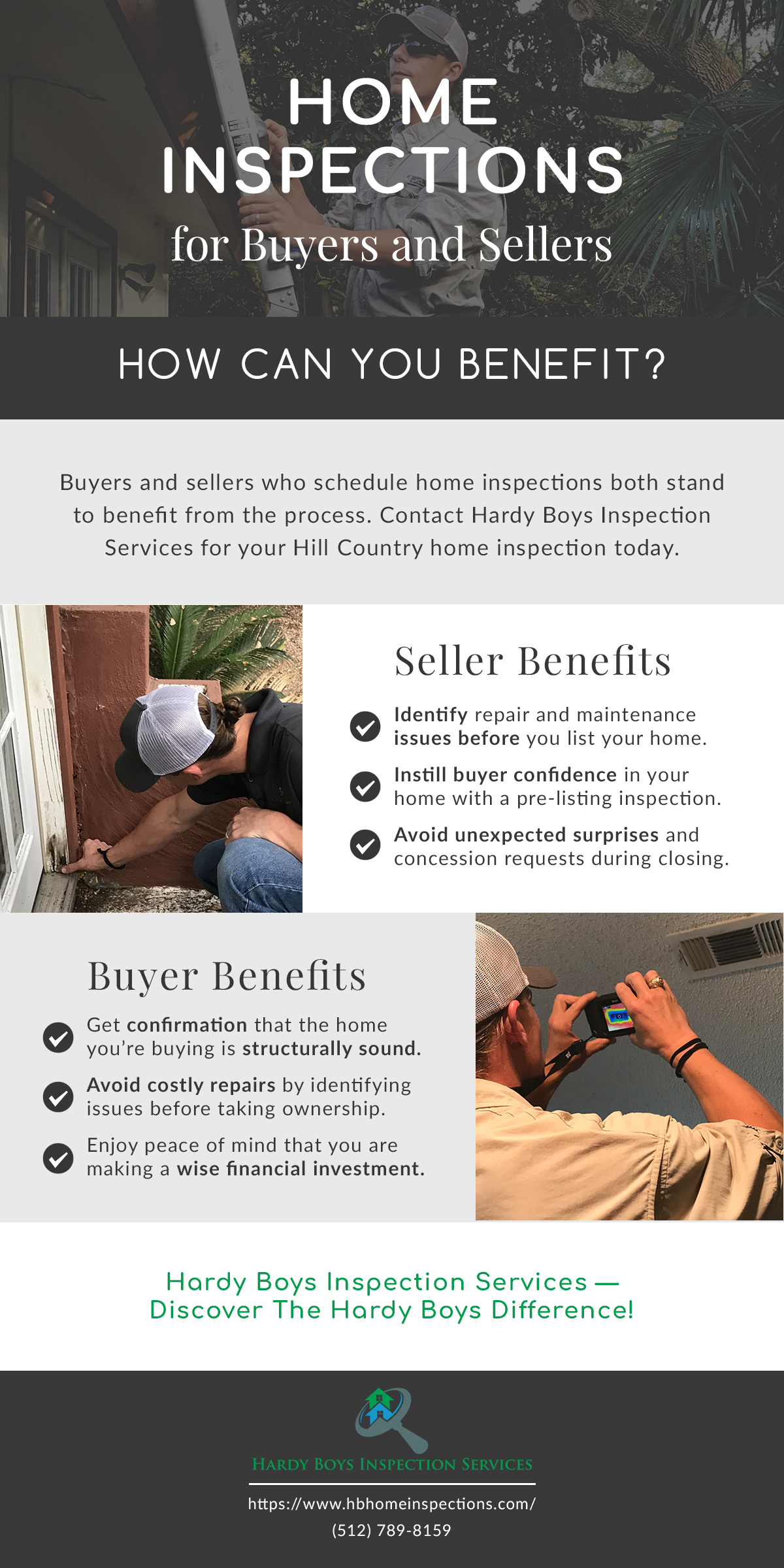 Home Inspections for Buyers and Sellers