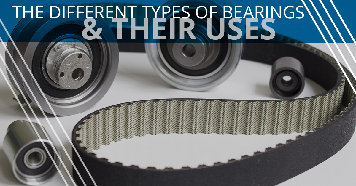 The Different Types of Bearings and Their Uses | HCH Bearings