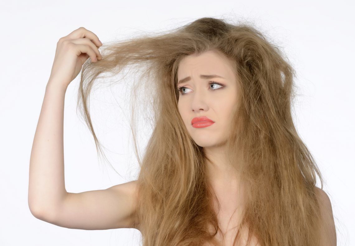 Chemical lice treatments can dry out and damage hair