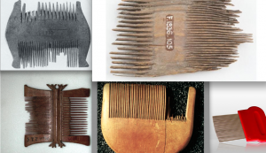 Historical Lice Combs
