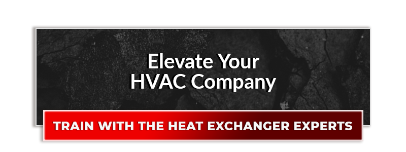 Elevate Your HVAC Company - Train with The Heat Exchanger Experts