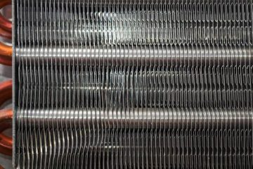 Image of a heat exchanger.