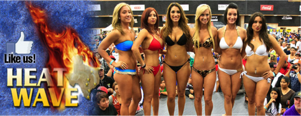 1 On 1 Bikini Contests