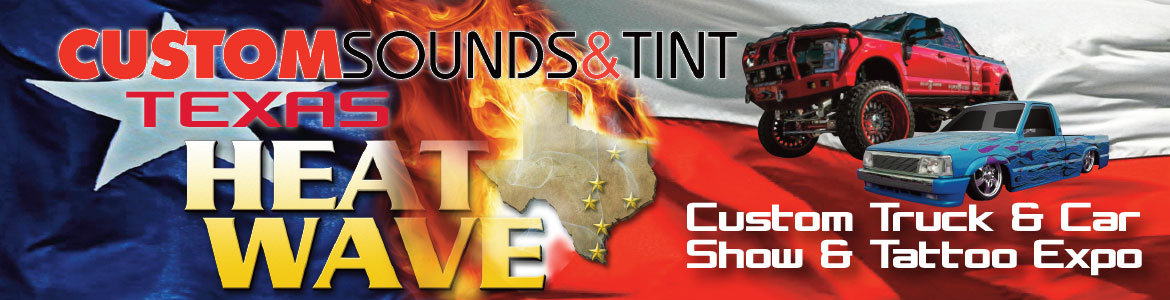 Heat Wave Inc The Hottest Custom Car Shows In Texas - Travis county expo center car show