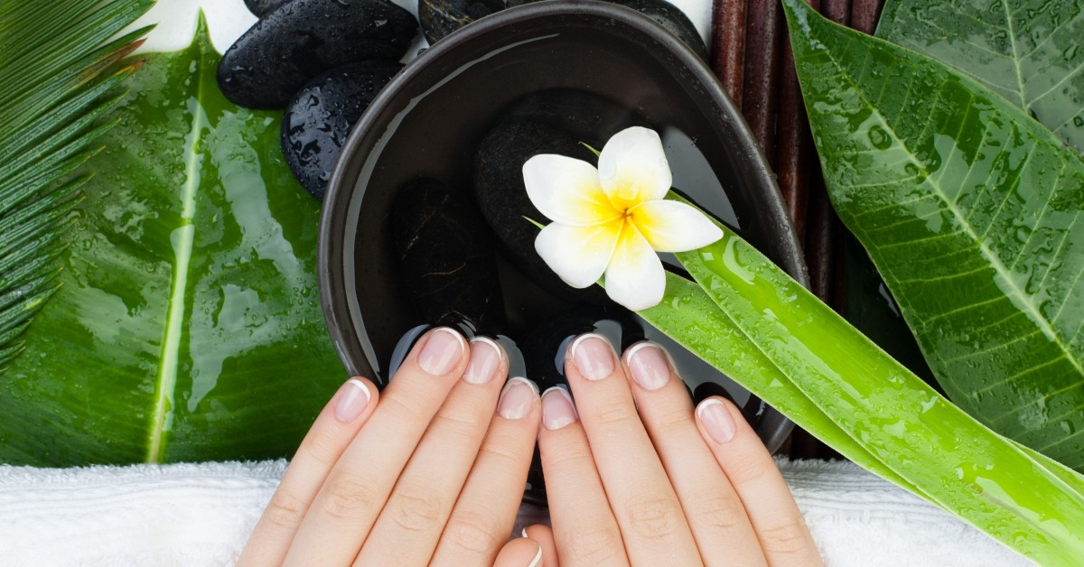 history of manicures herbal nail bar naples
