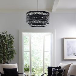 Feiss Arramore Living Room Light Fixtures in Nashville