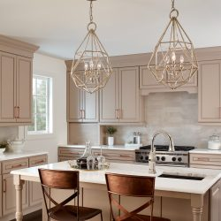 Feiss Marquise Kitchen Lighting in Nashville