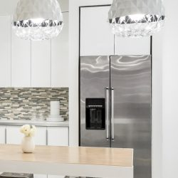 LBL Facette Kitchen Lights in Nashville