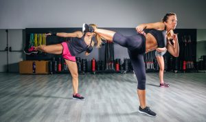 best kickboxing workout for weight loss