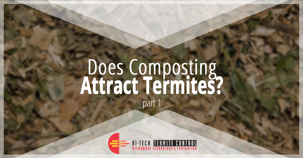 Does Composting Attract Termites Banner