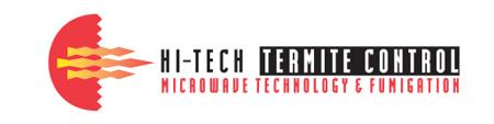 Hi-Tech Termite Control Logo