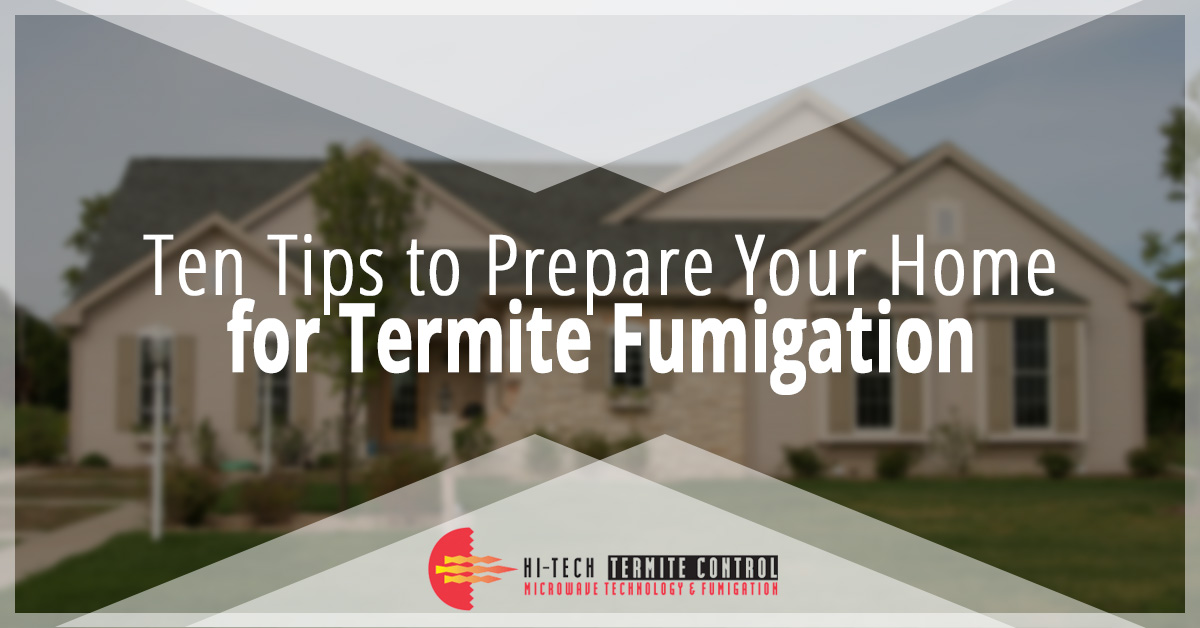 Ten Tips to Prepare Your Home Banner