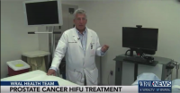 Dr. Frank Tortora talks about HIFU for prostate cancer on