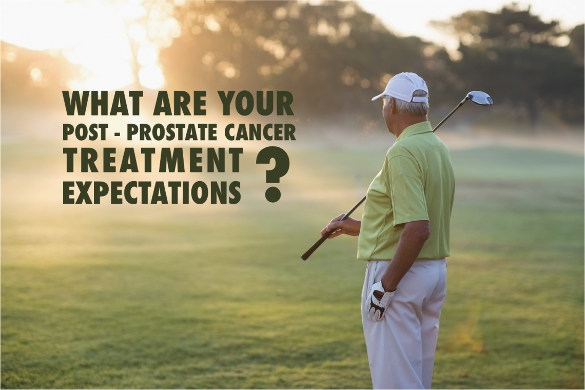 Living Life After Prostate Cancer