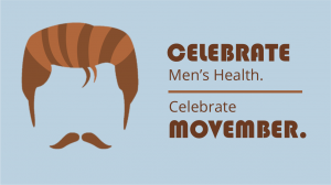 Movember for Men's Health 2016