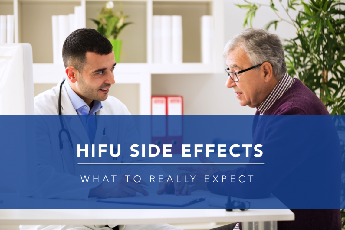 HIFU Side Effects- What to Expect