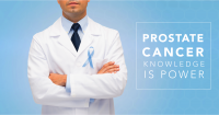 Knowledge is Power when it comes to Prostate Cancer