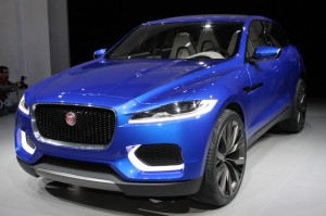 Car Shipping Crossover Vehicles, such as Jaguar's new F-Pace