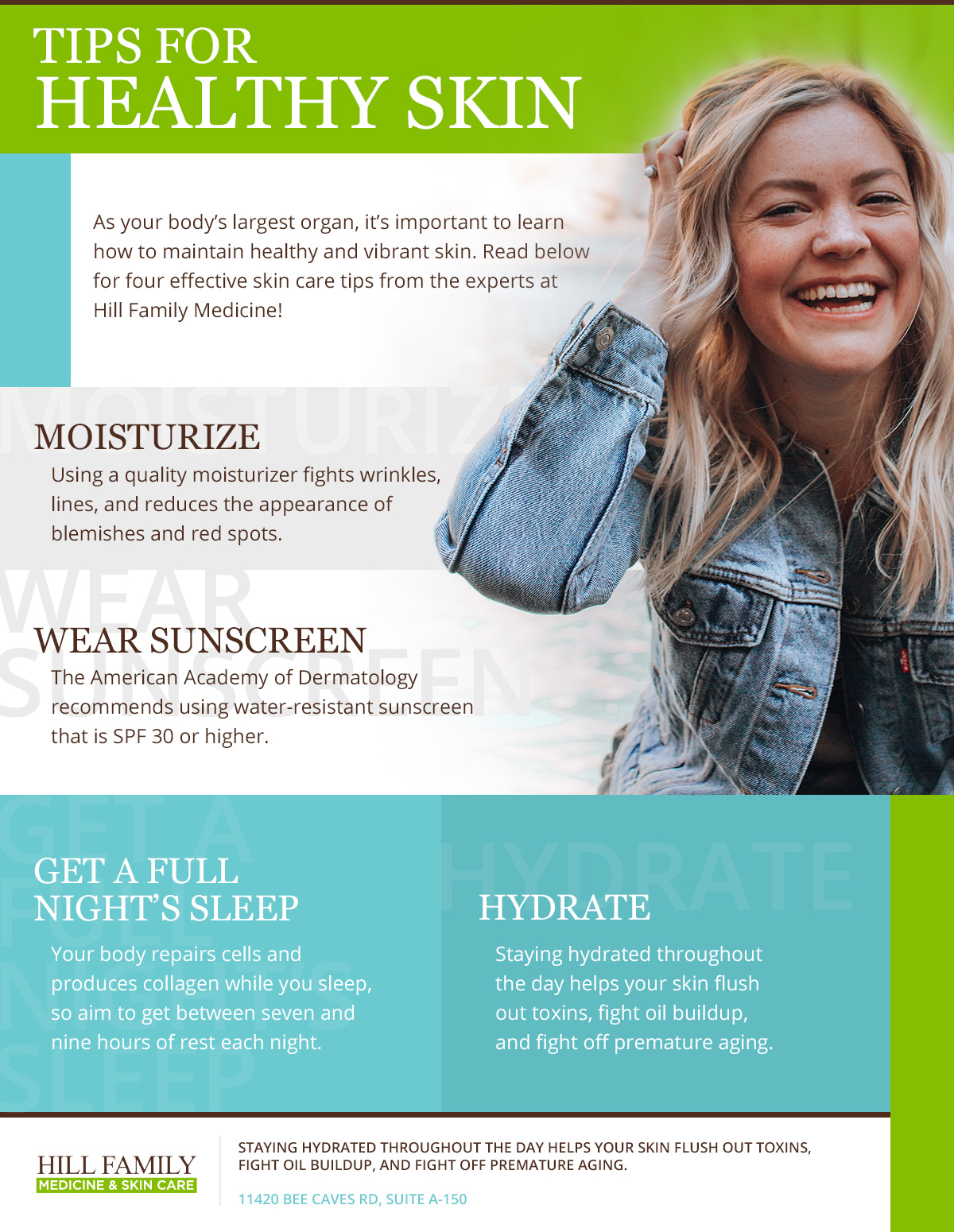 Skin Care Clinic Bee Cave: Tips for Healthy Skin