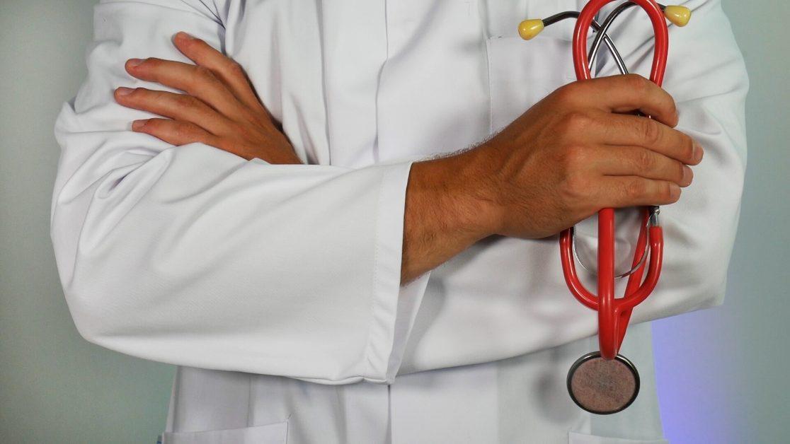 Stethoscope Holding