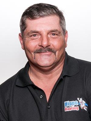 Andy Margretta, Field Technician