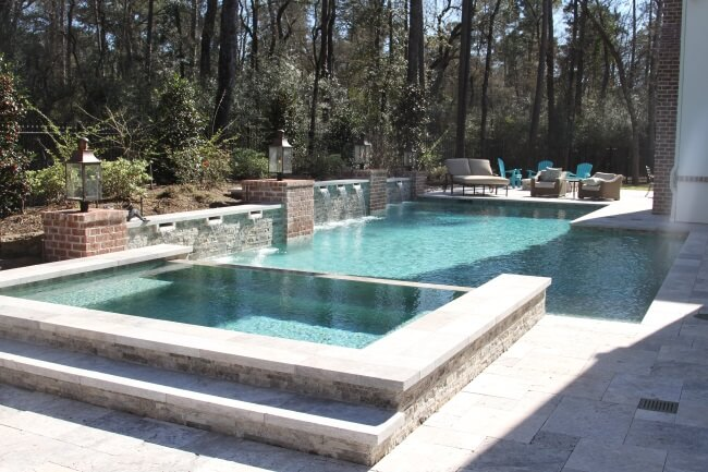 Hipp Pools, Houston Pool Builder, New Web Presence